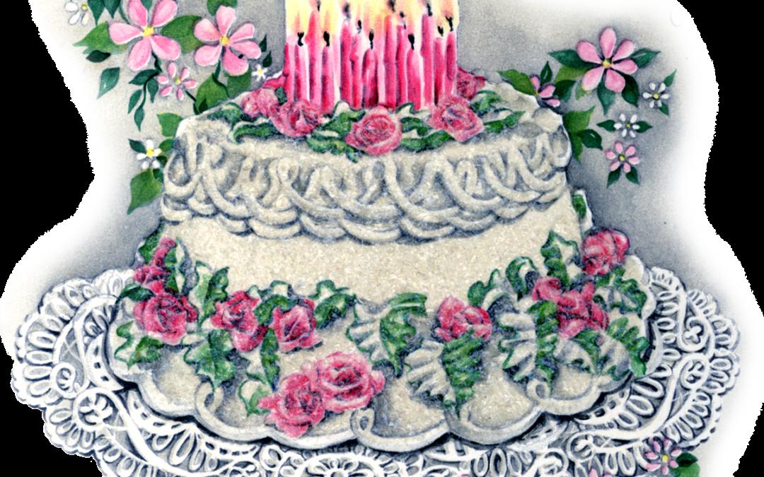 Birthday for my Baby!