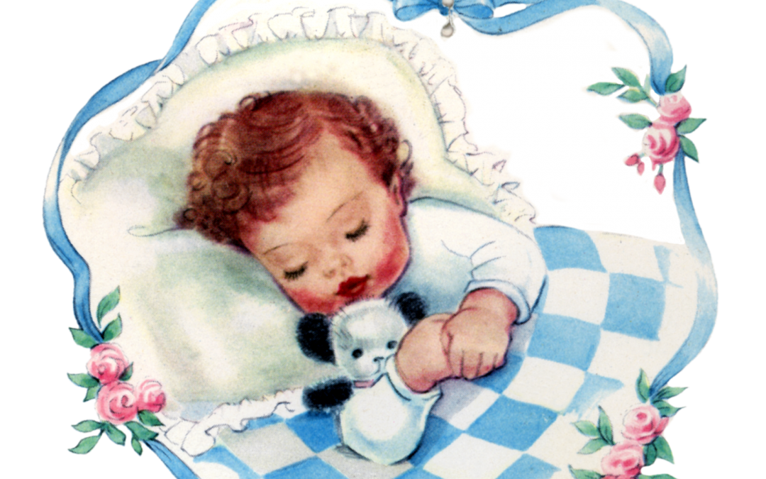 Tired but Restless?  Listen to a Lullaby….!